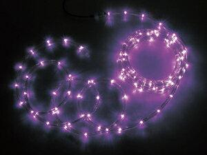 クリスマスイルミネーション DENSAN:LED ソフトネオン PR3L-E24-32PP