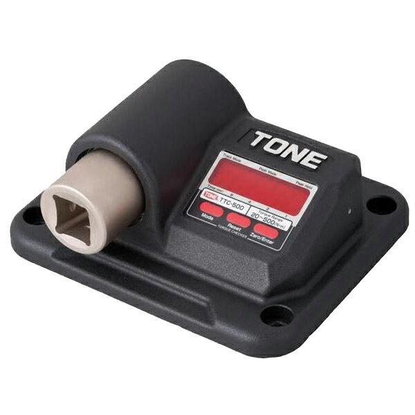 TONE:トルクチェッカー 能力範囲20~500Nm TTC-500