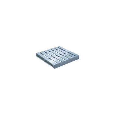 TRUSCO アルミパレット片面二方差型 1000X1000X140(1枚) TDBT1010 3841910