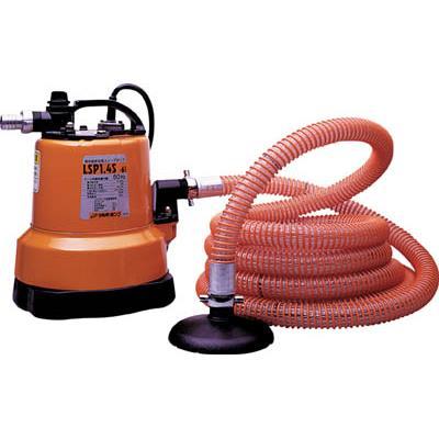 ツルミ 残水吸排水用スイープポンプ 60Hz(1台) LSP1.4S 2810280