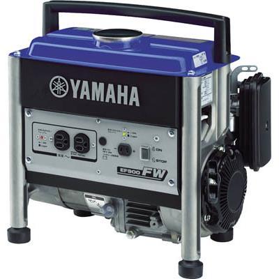 ヤマハ ポータブル発電機(1台) EF900FW60HZ 3657574