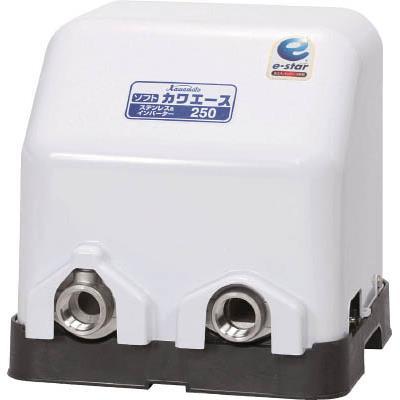 川本 家庭用インバータ式井戸ポンプ(ソフトカワエース)(1台) NF2400TK 4784189