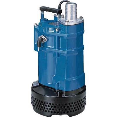 ツルミ 工事排水用水中ポンプ 自動型 KTVE23.761 8179935