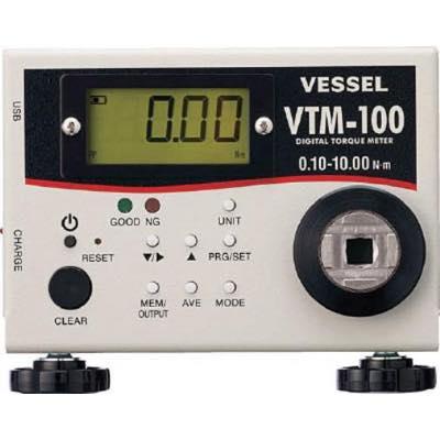 ベッセル トルクメーター VTM‐100 VTM100 8183315