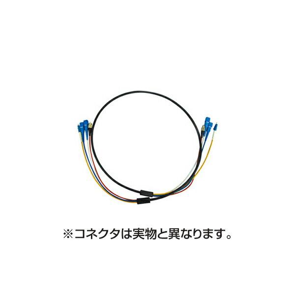 【後払い不可】【受注生産品】サンワサプライ:防水ロバスト光ファイバケーブル HKB-FCFCWPRB1-50