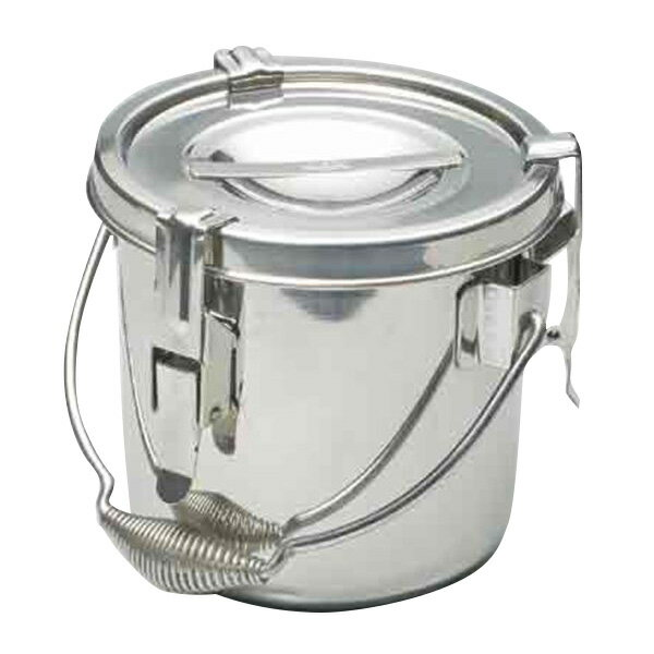 【ポイント10倍】スギコ産業:スギコ モリブデン汁食缶 SK-21SS