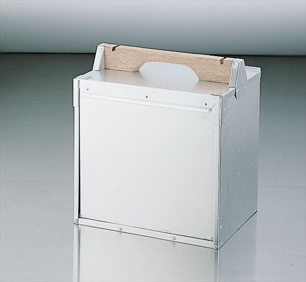 スギコ産業:アルミ 出前箱縦型 4段 4ヶ入