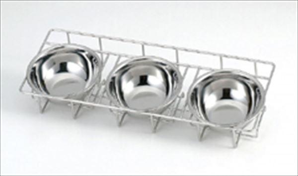 【代引不可】スギコ産業:18-8 中華用ヤクミ入れ 2型(4ケ入)