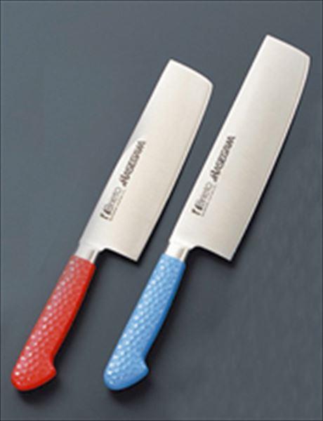 ハセガワ:抗菌カラー庖丁 菜切 MNK-180(18cm)グリーン