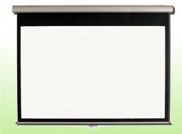 スプリング式スクリーン キクチ 170インチホワイトマットシームレス(16:9) TSR-170HDW