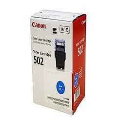 純正品 Canon キャノン CRG-502CYN トナーカートリッジ502 シアン (9644A001) 目安在庫=○