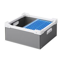 【P5S】サンワサプライ プラダン製タブレット収納簡易ケース(10台用) CAI-CABPD43(CAI-CABPD43) メーカー在庫品