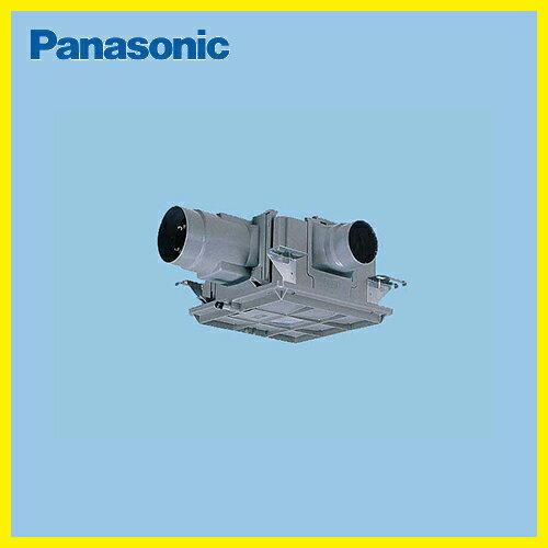送料無料 パナソニック 換気扇 FY-20KC6A 小口径換気システムセントラル換気ファン 小口径 熱交換気システム Panasonic