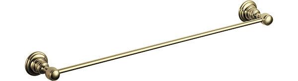 【送料無料一部除く】アクセサリ セラトレーディング HR63611-(PB) タオルバー(659mm) ブラス New Retro [■]