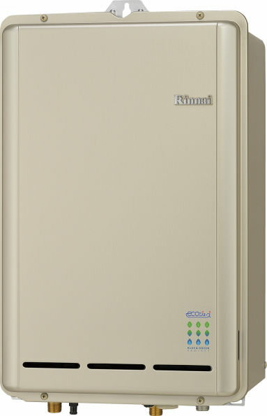 Rinnai(リンナイ) ガス給湯器 エコジョーズ PS後方排気型24号 RUX-E2400B