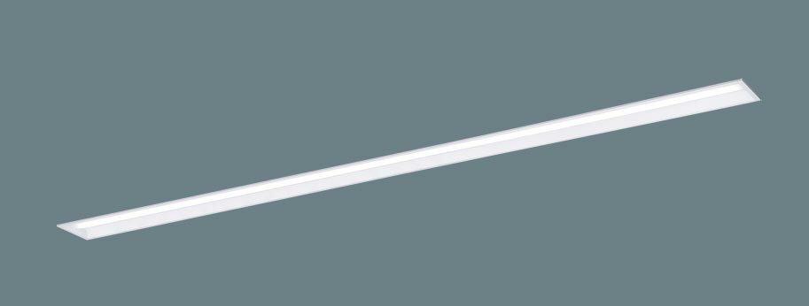 Panasonic XLX830PENLE2 天井埋込型 110形 一体型LEDベースライト Hf86形×2灯定格出力型器具相当・下面開放