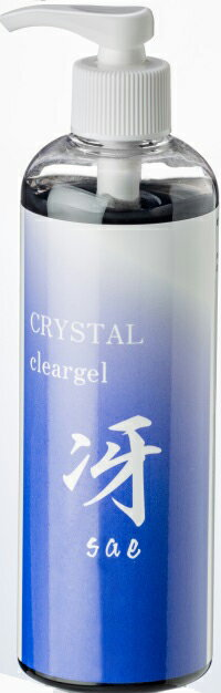CRYSTALcleargel冴sae(不要角質巻き取りジェル) 300g【送料無料】