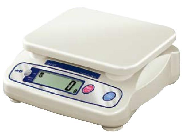 A&D 上皿デジタルはかり SH 30kg BHK-83【送料無料】[関連:エーアンドディー 業務用  計量器 人気商品 スケール ハカリ 秤 計り]
