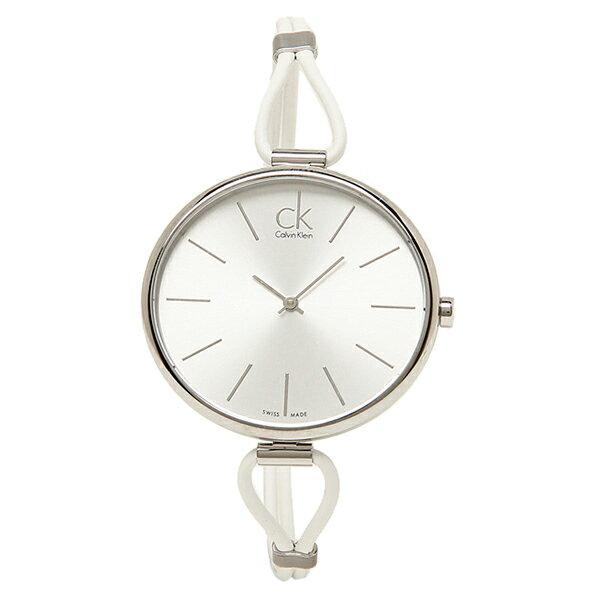 【期間限定ポイント10倍】カルバンクライン 時計 レディース CALVIN KLEIN K3V231.L6 SELECTION セレクション 腕時計 ウォッチ シルバー
