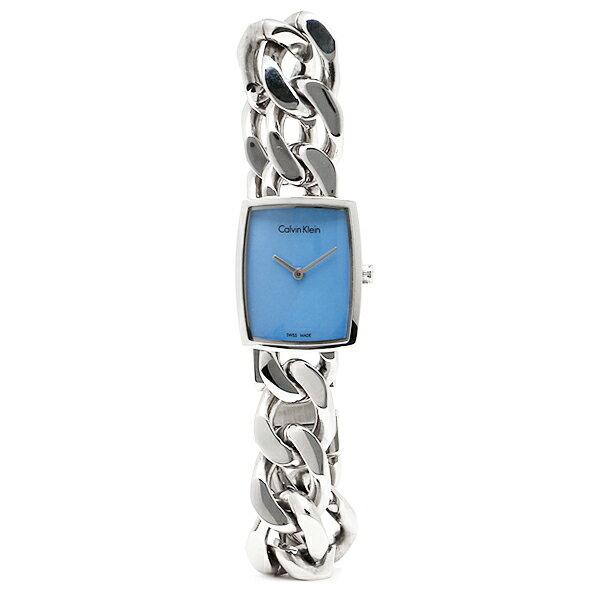 【期間限定ポイント10倍】カルバンクライン 時計 レディース CALVIN KLEIN K5D2L1.2N アメーズ 腕時計 ウォッチ シルバー/ブルーパール