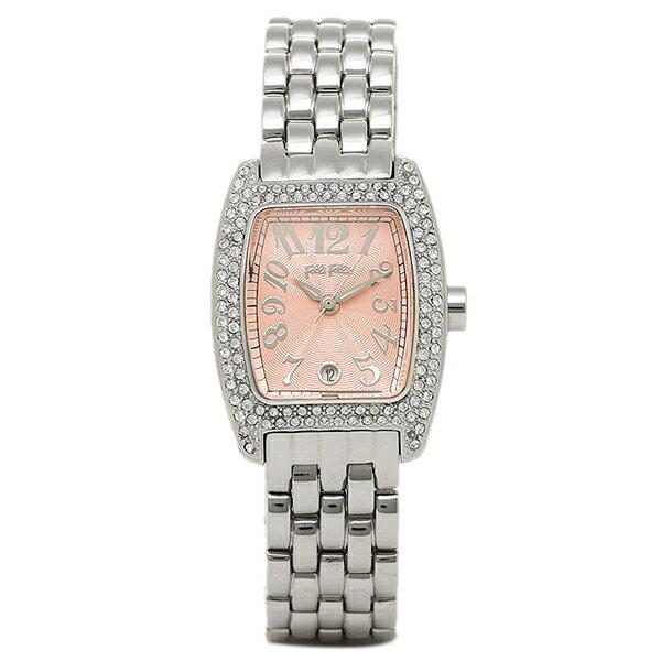 【期間限定ポイント10倍】フォリフォリ FOLLI FOLLIE 時計 腕時計 フォリフォリ 時計 FOLLI FOLLIE 腕時計 レディース WF5T081BDP ピンク/シルバー ウォッチ