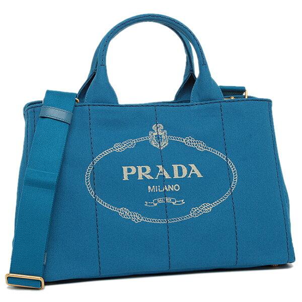 プラダ ショルダーバッグ PRADA 1BG642 ZKI F0013 ブルー