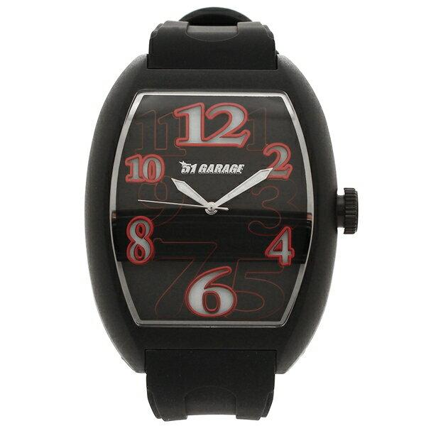 【エントリーでポイント5倍】ゾンネ 腕時計 メンズ SONNE H020BK-RD ブラック レッド