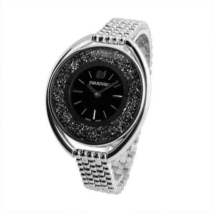スワロフスキー SWAROVSKI 5181664 Crystalline Oval (クリスタルライン・オーバル) ブレスレット ウオッチ レディース 腕時計【r】【新品・未使用・正規品】