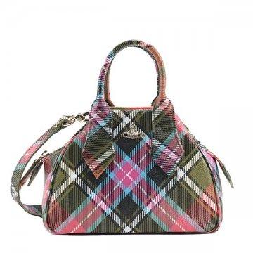 ヴィヴィアンウェストウッド VivienneWestwood 42010014 DERBY MULTIハンドバッグ【】【新品/未使用/正規品】
