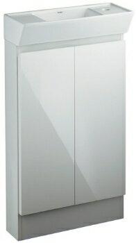 200-311 カクダイ 角型手洗器(キャビネットつき) KAKUDAI 02P09Jul16