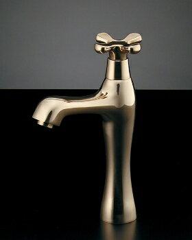 716-825-13 カクダイ JWWA認証品 立水栓(トール・クリアブラス) 13 KAKUDAI 02P09Jul16