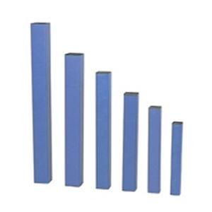 【ポイント10倍】(業務用3セット)ドラパス 角型紙筒 75×465mm 81-111