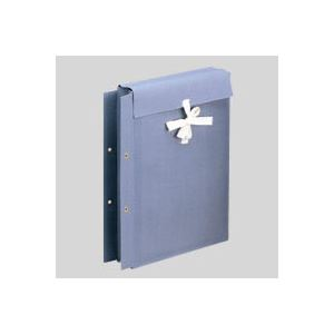 【ポイント10倍】(業務用セット) 図面袋 布貼り ひも式 CR-ZM20-GR グレー 1冊入 【×10セット】
