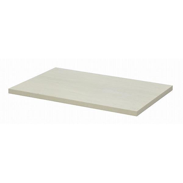 【ポイント10倍】テーブルキッツ 天板S (W1000×D650×H35mm) メラミン製 ホワイト【代引不可】