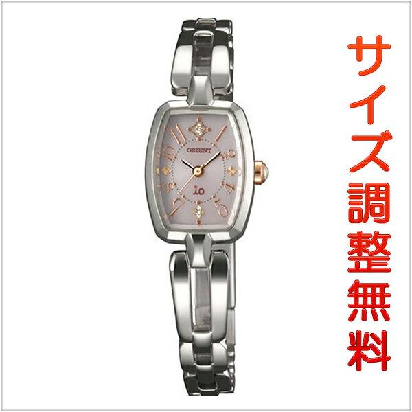 オリエント イオ ORIENT io ソーラー 腕時計 レディース スイートジュエリー WI0131WD