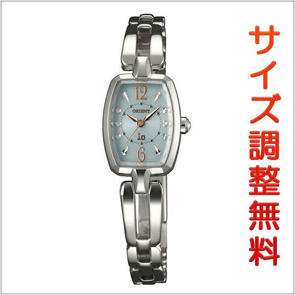 オリエント イオ ORIENT io ソーラー 腕時計 レディース スイートジュエリー WI0141WD