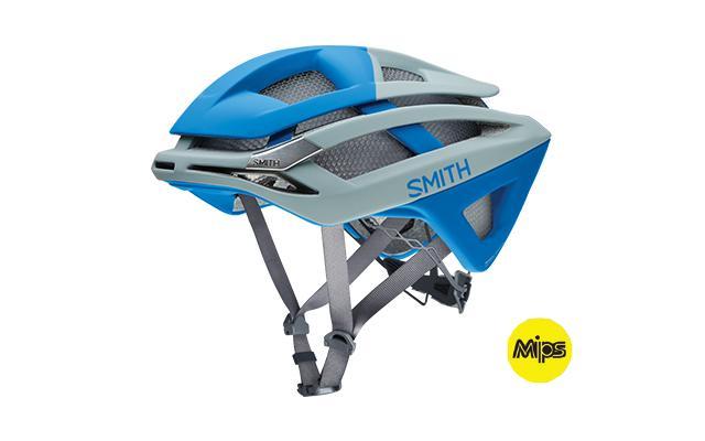 SMITH(スミス) ヘルメット OVERTAKE オーバーテイク カラーMatte Lapis Frost Split MIPS有り 自転車