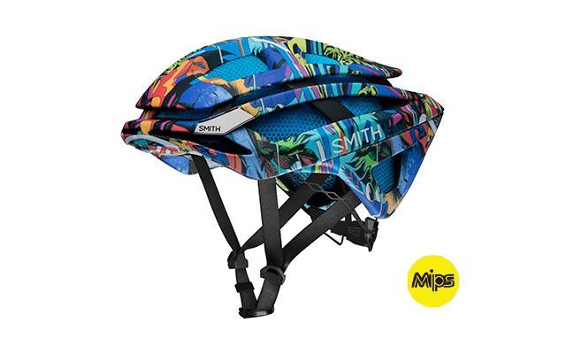 SMITH(スミス) ヘルメット OVERTAKE オーバーテイク カラーBSF MIPS有り 自転車