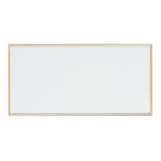 馬印 木枠ボード ホワイトボード 1800×900mm WOH36(代引き不可)