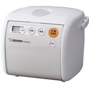 象� 炊飯器 マイコン� 3� ホワイト NS-NF05-WA