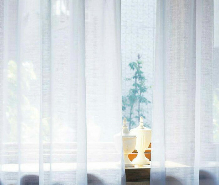 【送料無料】オーダーカーテン▼ソフトウェーブ 1.5倍ヒダ・下部ウエイトテープ付 プルミエ▼川島織物セルコン Premier DESIGN LACE PY1487G~1492G