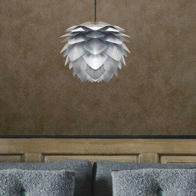【送料無料★ポイント10倍】ELUX 照明 VITA▼エルックス Silvia mini steel(シルヴィア ミニ スチール)1灯テーブルライト