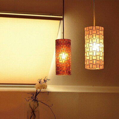 【送料無料★ポイント10倍】ELUX 照明 Lu Cerca▼エルックス OBIE(オビー)1灯ペンダントライト