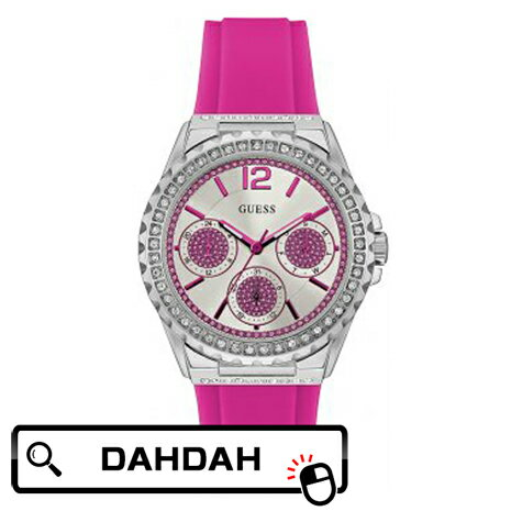 【ポイント20倍】W0846L2 GUESS ゲス レディース 腕時計 国内正規品 送料無料