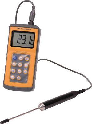 トラスコ中山  防水型デジタル温度計 TCT-430WR [A030711]