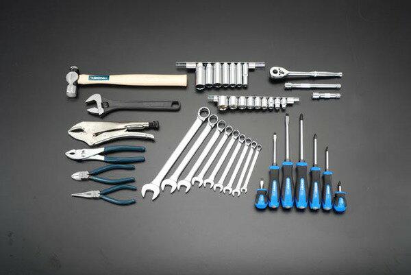 エスコ ESCO  [44個組] 工具セット EA65 [I010600]