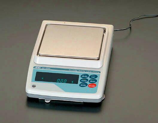 エスコ ESCO  8.1kg/ 0.1g 電子天秤 EA715C-15 [I111004]