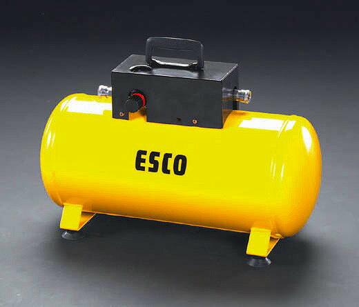 エスコ ESCO  38L 補助タンク(エアーコンプレッサー用) EA116Z-38 [I160101]