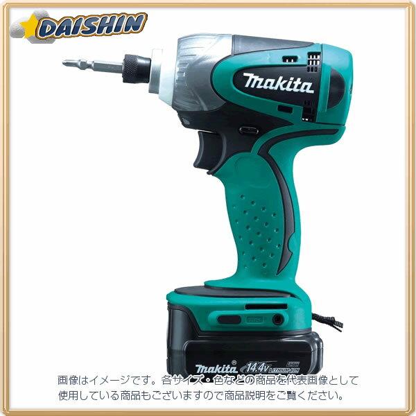 マキタ makita  充電式インパクトドライバ 14.4V 緑 TD135DSHG [A070206]