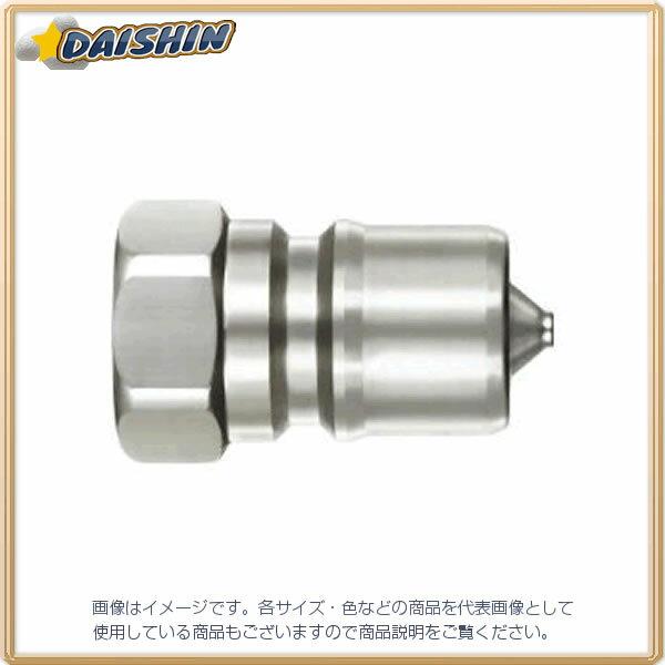 日東工器 NITTO  SPAカプラ(プラグ・おねじ取付け) (8P-A EPDM SUS) 8P-A EPDM SUS [A092302]